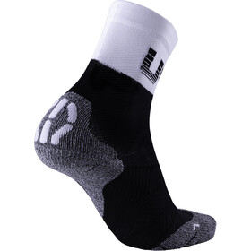 UYN Cycling Light Socks Damen black/white